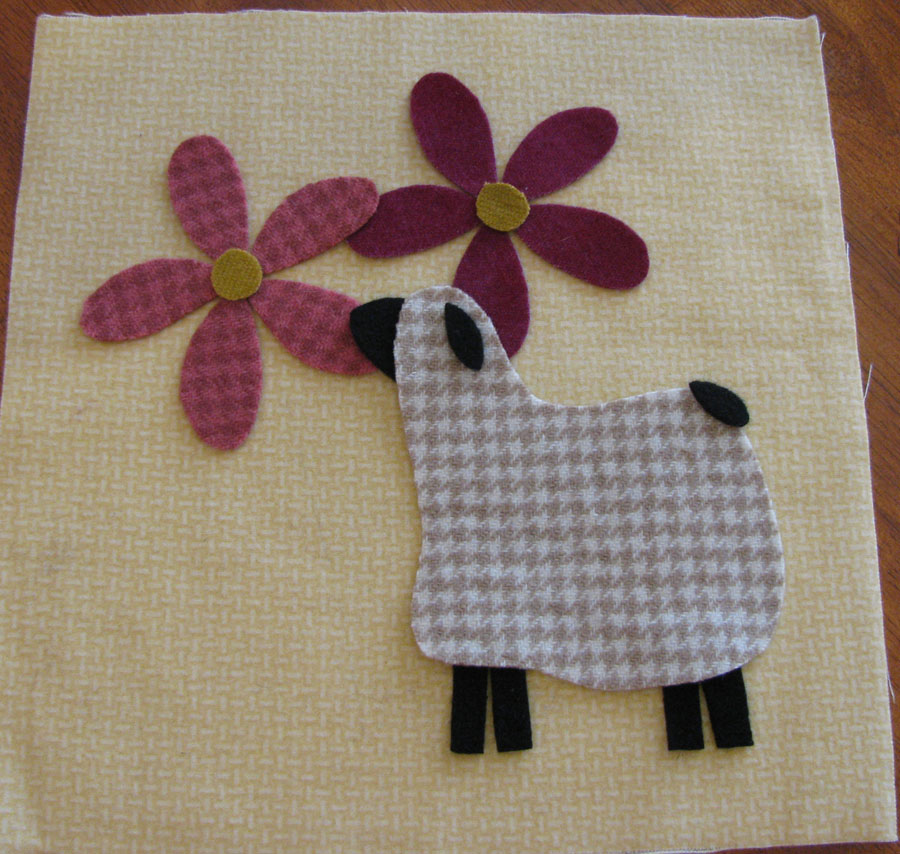 Wool Applique The Quilting Company