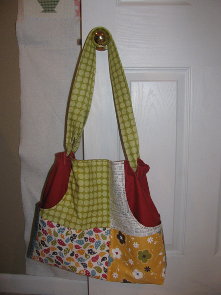 The Day I Made a Bag